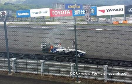 Daisuke Nakajima - Nakajima Racing